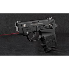 Very small concealed weapon for self defense.  Love the laser.  I need to check this out, but it may be too small to be comfortable.
