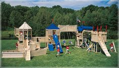 Hope to build this for Addison and Colt one day! Robert needs to get on it!