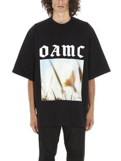 blument T-shirt From Oamc: Cotton Printed blument T-shirtComposition: cotton T Shirt Fonts, Aesthetic T Shirts, Aesthetic Fashion, Short Sleeves, Mens Fashion, Mens Tops, Cotton, Outfits, Clothes