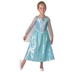 Disney Frozen Elsa Musical Light Up Dress Up - Small