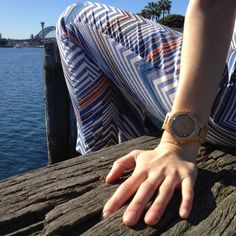 ST FROCK BLOGGED: almost summer? | AB AETERNO Wooden Watches – Fashion Wrist Watches for Men and Women featuring clothing from St Frock!