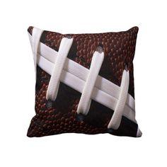 Football Pillows
