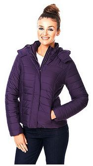 HB Sport Quilted Hooded Puffer Jacket- 6 Color Choices!
