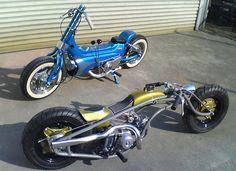 Xtreme mopeds