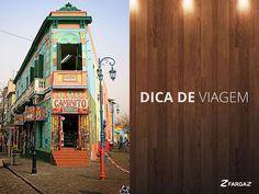 Já pensou em ir pra Buenos Aires, Argentina? A cidade tem muito encanto, balada, cafés, parques, vinhos surpreendentes e, pra você que adora tango, tem muita dança! E a arquitetura nem se fala! Parece a Europa! Dica Fargaz! :D