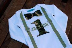 Personalized First Birthday Shirt Baby Boy by LittleStitchinLu, $33.50