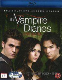 The Vampire Diaries - Kausi 2 (Blu-ray) 12,95€