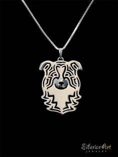 Collana e ciondolo gioielli argento di SiberianArtJewelry su Etsy