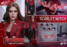 #HotToys #NewAvengers #ScarletWitch Sixth Scale Figure Pre-Orders  http://www.toyhypeusa.com/2016/04/15/hot-toys-new-avengers-scarlet-witch-sixth-scale-figure-pre-orders/  #Sideshow #Marvel