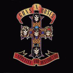 Guns & Roses - Appetite - For Destruction