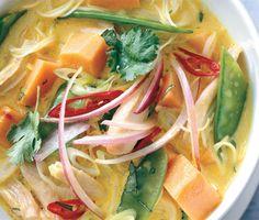 Noodle Soups Recipe Slideshow - Photos | Epicurious.com