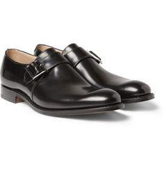 Church'sTokyo Leather Monk-Strap Shoes