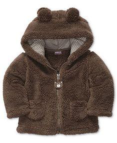 Carter's Baby Jacket, Baby Boys or Baby Girls Hooded Jacket - Kids - Macy's $18