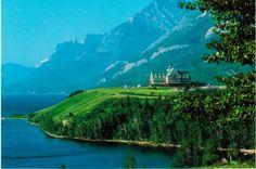 Prince of Whales Hotel (UNESCO WHS site: Waterton Glacier International Peace Park)