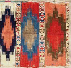Kilim.      Das Buch führt ein  in die faszinierende Welt der antiken anatolischen Kelims.  Es schildert die Herstellung und den Gebrauch  ...