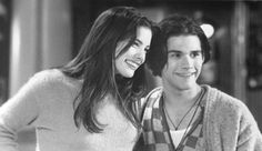 Liv Tyler and Johnny Whitworth in Empire Records Empire Records, Teen Romance Movies, Romance Film, Really Good Movies, Marriage Romance, Liv Tyler, Movies Showing, Movie Tv, 90s Movies