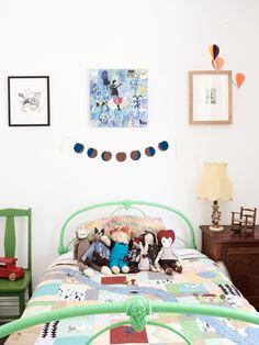 Elizabeth Barnett, Blake Byron-Smith and Family — The Design Files   Australia's most popular design blog.