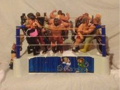 World Championship Wrestling presented BattleBowl 1993 live on Pay-Per-View from Pensacola, Florida on November 20, 1993.  It was held at the Pensacola Civic Center drawing 7,000 people.   This would be the 3rd BattleBowl to be shown on Pay-Per-View with the first two being at Starrcade 1991 and Starrcade 1992. World Championship Wrestling, Pay Per View, First Second, 3 Things, Pensacola Florida, Presents, Drawings, November, Live