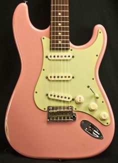 Suhr Classic Antique Shell Pink Electric Guitar