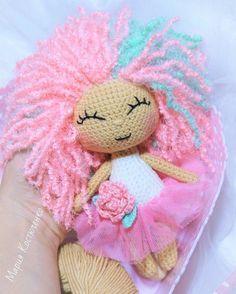 Crochet doll amigurumi