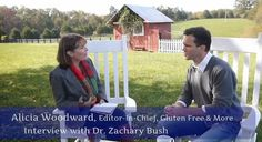 Gluten Free & More's Editor-In-Chief, Alicia Woodward recently sat down with CEO and Co-Founder of New Earth Dynamics Dr. Zachary Bush, MD to discuss recent developments of certain illnesses and insensitivities. Dr. Bush explains the differences in farming techniques in… Read more ›