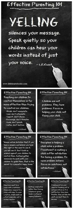 Pay attention... these are amazing parenting techniques.