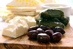 thymestheyareachanging - Food & Drinks - Menu: Greek Dinner Party (LargelyMake-Ahead)