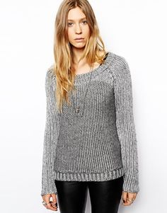 Enlarge 2nd Day Grace Chunky Knit Sweater