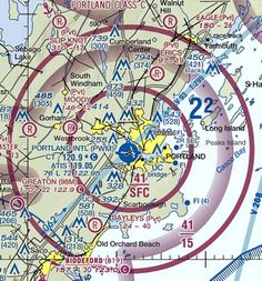 """John: """"Class C airspace is nothing to be afraid of. All it takes is some preparation and good communication skills. Basically, all Class C airspace is the same. The inner core is a 5NM radius of the primary airport from the surface to 4,000 feet above the primary airport. The outer ring is a 10 NM radius shelf that starts ... Read More"""