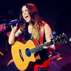 "Radikal Records - The #gorgeous #MelanieC performing! ""Loving You"" featuring #MattCardle from #XFactorUK is out now on #iTunes! https://itunes.apple.com/ca/album/loving-you-single/id687886988 #music #spicegirls #melc #sportyspice #guitar #singing #hair #ombre"
