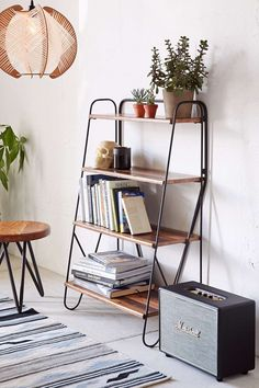 Max Legno Bookshelf - Urban Outfitters