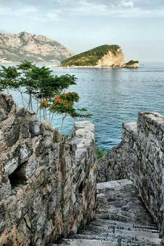 St Nikola Island, Montenegro