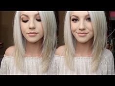 Her videos are awesome! Allisonlovesjb Makeup for blue eyes  http://www.youtube.com/watch?v=87RhGqDgius