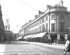Lost London - Nelson Road Greenwich 1937