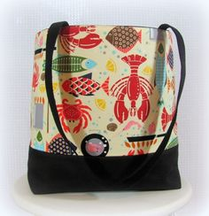 #JoesCrabShack Google Image Result for http://www.artfire.com/uploads/product/6/756/80756/5480756/5480756/large/market_tote_bag_seafood_beach_lobster_crab_dinner_patchtique_f1b97b3a.jpg