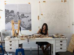 Printmaking Woodcut Carving Danielle Mooney