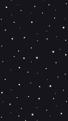 Black Galaxy Phone Wallpaper