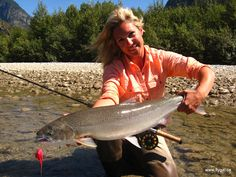 Flygal - Client Fly Fishing Trip Gallery