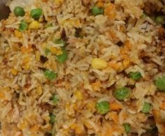 Non-fried fried rice