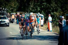 Tour de France 2011 near Le Casset