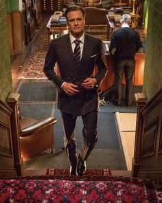 Colin Firth May Return For KINGSMAN 2