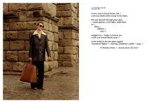 MAP - News – Jamie Hawkesworth Shoots AW15 Menswear for Loewe
