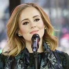 Beauty is #Adele! Photo by Heidi Gutman/NBC @todayshow #Daydreamers #Adele25 #AdeleAdkins #TodayShow #AdeleTODAY #MillionYearsAgo #Hello #NYC