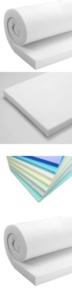 Styrofoam Forms 41200: 3 In Thick Multipurpose Foam Craft Upholstery Cushion Padding Sheet High Density -> BUY IT NOW ONLY: $33.65 on eBay!