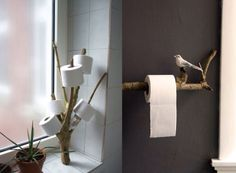 BY BICHOCO Decoration Branches, Restaurant Bar, Toilet Paper, Life Hacks, Sweet Home, Palette, House Design, Simple, Interior