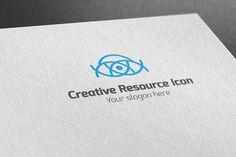 Creative Resource Icon Logo by BDThemes Ltd on @creativework247