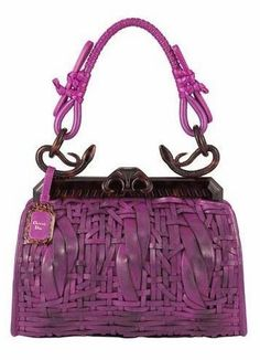 "1947 Dior ""Samourai"" Bag - House of Dior - @~ Mlle"