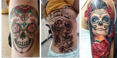 100 Astonishing Day of the Dead Tattoos