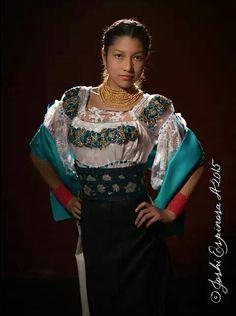 Kichwa warmi Otavalo