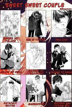 Manga to Read   Sweet Sweet Love